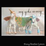 the Unicorn Yoke (Sketchbook Journal)