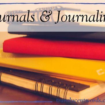 Journals & Journaling