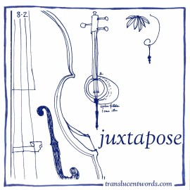 "One-Word Journal Prompt: ""Juxtapose"""