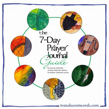 Announcing The 7-Day Prayer Journal