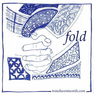 One-Word Journal Prompt: Fold