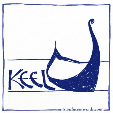 "One-Word Journal Prompt: ""Keel"""