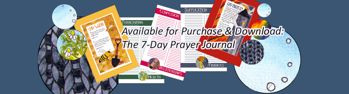 The 7-Day Prayer Journal