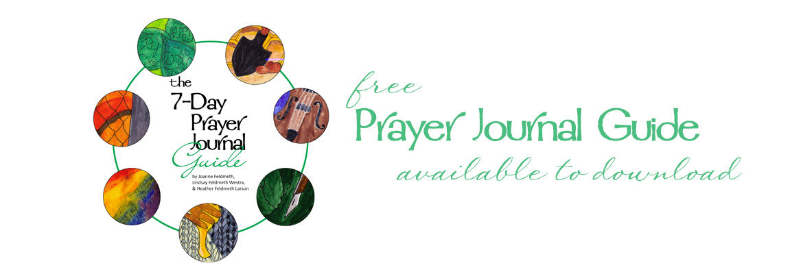 A Brand New Prayer Journal for the New Year